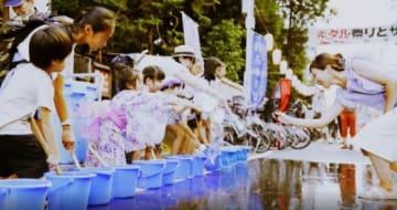 夏:世田谷代官屋敷にてホタル祭りとサギ草市が開催される