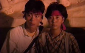 Kenneth Lam (left). Photo: Black Night in June screenshot.