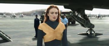 ソフィー・ターナー演じるジーン・グレイ(映画『X-MEN:ダーク・フェニックス』より) - (C) 2019 Twentieth Century Fox Film Corporation