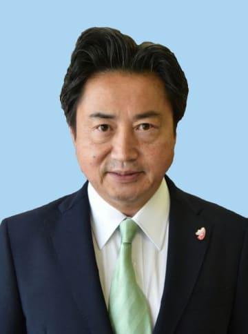 片岡聡一氏
