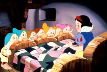 映画『白雪姫』より - Walt Disney Pictures / Photofest / ゲッティ イメージズ