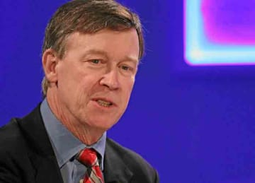 Ex-Colorado Gov. John Hickenlooper announces 2020 presidential run