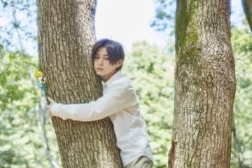 7月スタートの連続ドラマ「セミオトコ」で主演を務める「Hey! Say! JUMP」の山田涼介さん=テレビ朝日提供