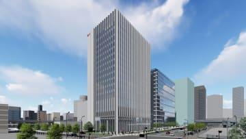 LGグローバルR&Dセンター(仮称)の完成イメージパース