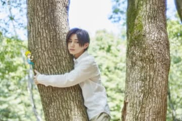 山田涼介が美しきセミの王子に…… - 提供:テレビ朝日
