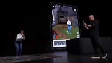 ARゲーム『Minecraft Earth』のデモプレイがAppleのWWDCにて披露―世界に入り込みブロックに干渉