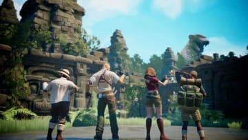 映画「ジュマンジ」のゲーム版『JUMANJI: The Video Game』が海外発表!