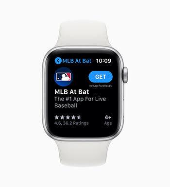 Apple Watchだけでアプリの検索・ダウンロードが可能に