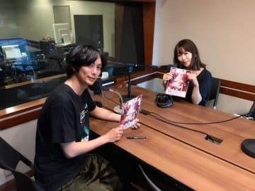 左から平岡祐太さん、坂本美雨