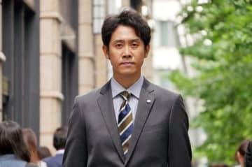 7月から放送される「ノーサイド・ゲーム」に主演する大泉洋さん