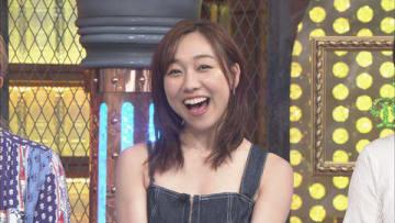 6日放送の「ダウンタウンDX」に出演する「SKE48」の須田亜香里さん
