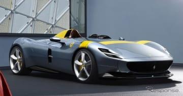 フェラーリ・モンツァ SP1