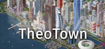 2Dドット都市建設シム『TheoTown』PC版がSteamにて発売―プラグインで建造物やマップを拡張可能