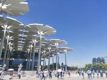 北京国際園芸博覧会、来場者が180万人を突破