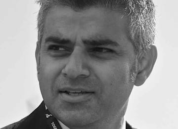 London Mayor Sadiq Khan in 2009