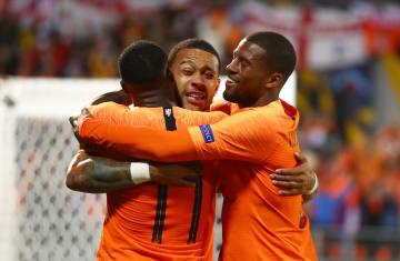オレンジ軍団オランダが延長戦の末イングランドに勝利