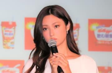 深田恭子さん。「ルパンの娘」(フジ系)で主演を務める