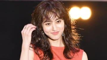 ファッション&音楽イベント「Rakuten GirlsAward 2019 SPRING/SUMMER」に登場した堀田茜さん