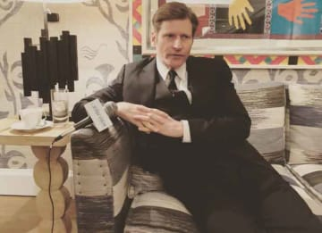 VIDEO EXCLUSIVE: Crispin Glover On 'We Have Always Lived In The Castle,' Sebastian Stan, Taissa Farmiga