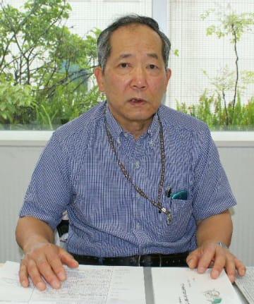 「引きこもりに特化した支援法が必要だ」と語る、おおいたステップの会の松本太郎代表