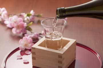 日本酒も「金賞」をダブル受賞の実力!(写真はイメージ)