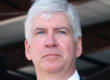 Former Michigan Gov. Rick_Snyder
