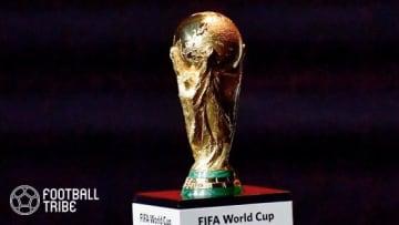 ワールドカップ   写真提供:GettyImages