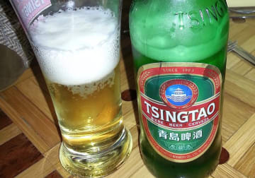 青島ビール(「Wikipedia」より)