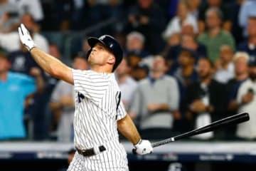 ヤンキースのブレット・ガードナー【写真:Getty Images】