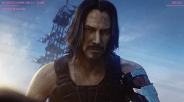 『サイバーパンク2077』2020年4月16日に発売!キアヌ・リーブスも出演【E3 2019】