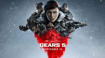 シリーズ最新作『Gears 5』発売日決定!「ターミネーター」とのコラボも【E3 2019】
