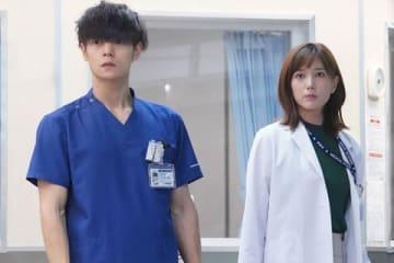 連続ドラマ「ラジエーションハウス~放射線科の診断レポート~」第10話のシーンカット=フジテレビ提供