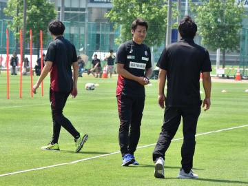 監督を退任し、12年在籍したクラブを去ることが発表された吉田孝行氏(写真:ラジオ関西)