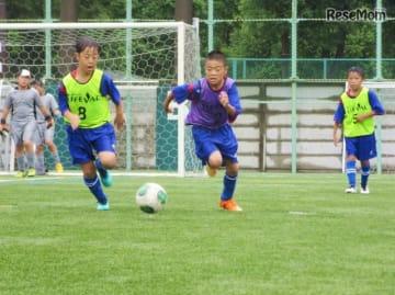 FC東京スキルアップサマークリニック
