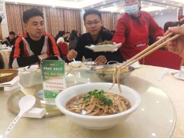 「取り箸」デザインの公募、世界に向け発信 江蘇省揚州市