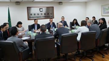 台風シーズンを前に開催されたDICJとカジノ運営6社による対策会議の様子=2019年6月10日(写真:DICJ)