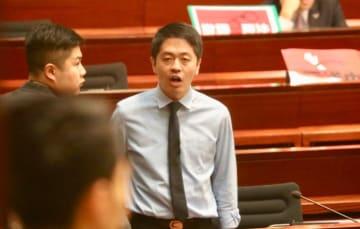 Ted Hui. Photo: inmediahk.net.