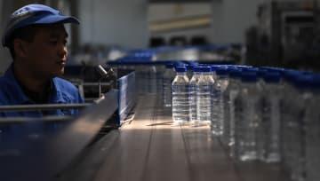 中東欧産ボトルウォーター、中国市場に攻勢