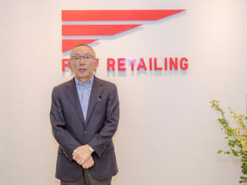 柳井正氏独占インタビュー 「中国経済の見通しは明るい」