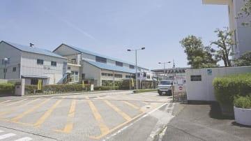 高機能ステンレスの加工設備を増強する星崎工場(名古屋市南区)
