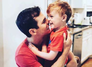 Granger Smith with late son River