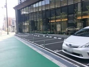 FP HOTELS Grand 難波南 駐車場