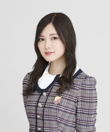 フィギュア化される「乃木坂46」の白石麻衣さん