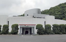 建て替えが検討されている火葬場「鵯越斎場」=神戸市北区山田町下谷上