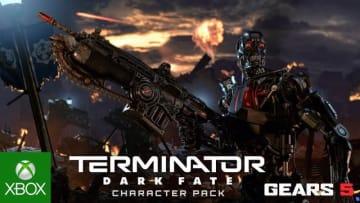 『Gears 5』×「ターミネーター」コラボのサラ・コナーはリンダ・ハミルトンご本人がボイス担当