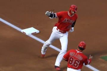 本塁打を含む2安打と勝利に貢献したエンゼルス・大谷翔平【写真:Getty Images】
