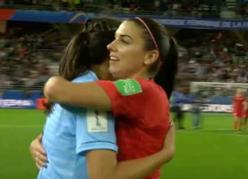 US women's soccer team rout Thailand 13-0 in 2019 World Cup