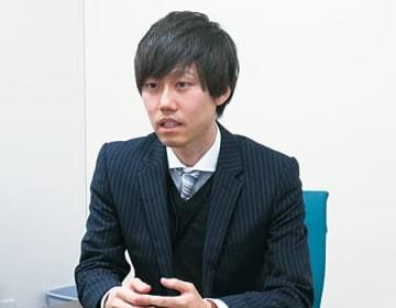 ビジネス開発部太田智博氏