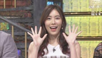 13日放送の「ダウンタウンDX」に出演する「SKE48」の松井珠理奈さん