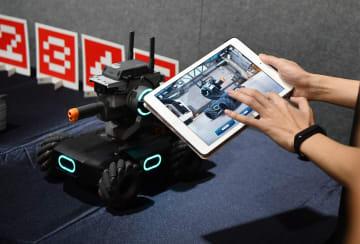 ドローンのDJI、北京で教育用ロボットを発表